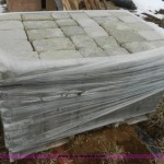 pallet of pavers