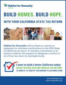 CA State Tax Return 2015 - 1-1