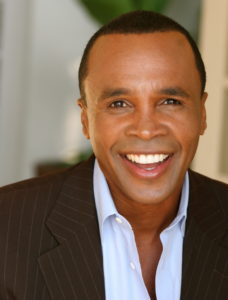 Sugar Ray Leonard headshot