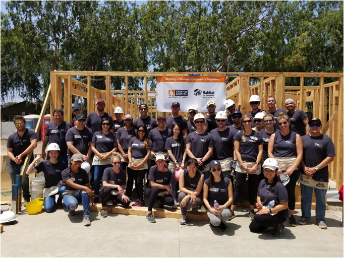 Griffin Capital Day of Service 2018