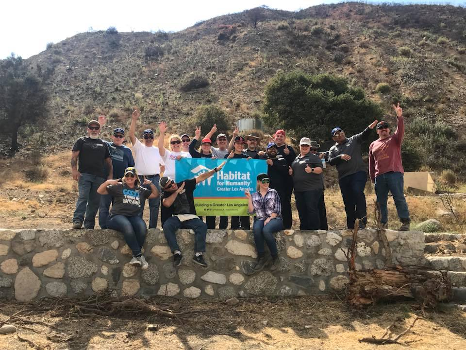 Habitat LA Continues to Help Those Impacted by the Creek Fire