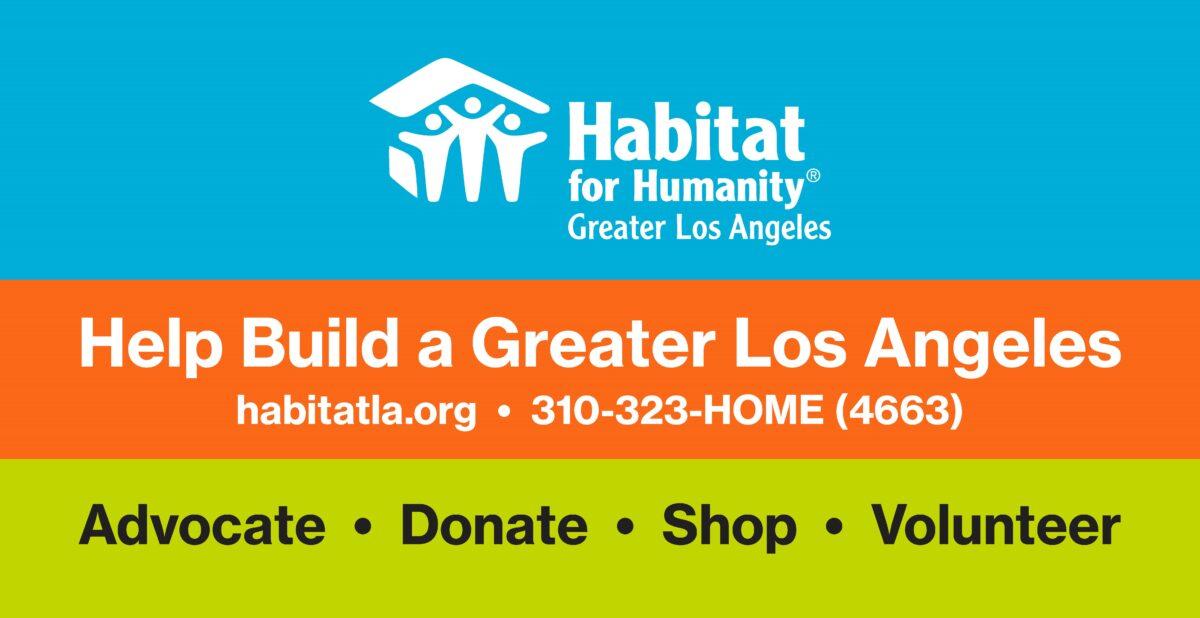 Contact Us at Habitat LA